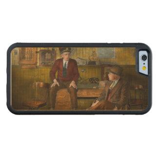 Bomberos - compartiendo su sabiduría - 1942 funda de iPhone 6 bumper arce