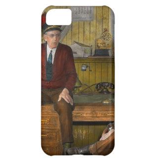 Bomberos - compartiendo su sabiduría - 1942 funda para iPhone 5C