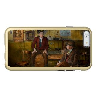 Bomberos - compartiendo su sabiduría - 1942 funda para iPhone 6 plus incipio feather shine
