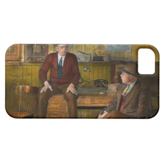 Bomberos - compartiendo su sabiduría - 1942 funda para iPhone SE/5/5s