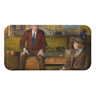 Bomberos - compartiendo su sabiduría - 1942 iPhone 4 funda