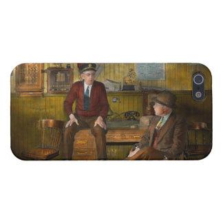 Bomberos - compartiendo su sabiduría - 1942 iPhone 5 carcasas