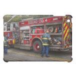 Bomberos - el coche de bomberos moderno