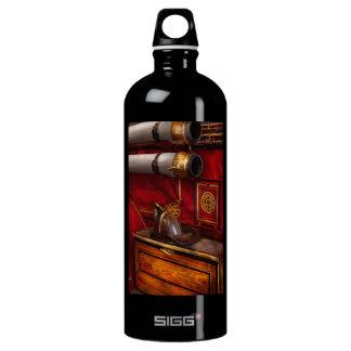 Bomberos - un trabajo elegante botella de agua