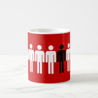 Bombhead Coffee Mug