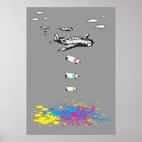Bombing Poster