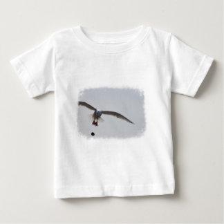 Bombs away bird shirt