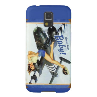 Bombs Away Case Case For Galaxy S5
