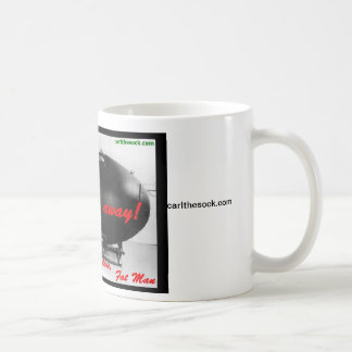 Bombs Away! Classic White Coffee Mug