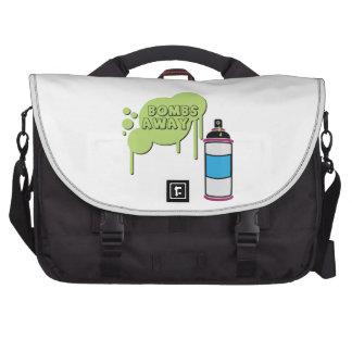 Bombs Away Laptop Bags