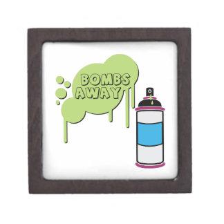 Bombs Away Premium Jewelry Box