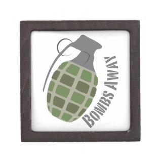 Bombs Away Premium Gift Boxes