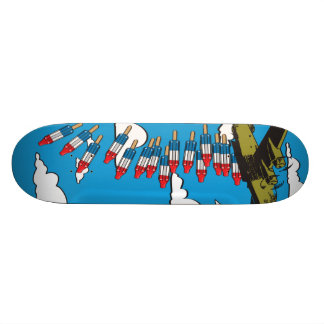 Bombs Away Skateboard