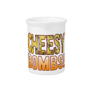 Bombs Blue Cheesy Beverage Pitchers