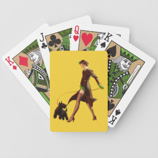 BOMBSHELL BAD GIRLS Retro Pin-Ups Bicycle Playing Cards