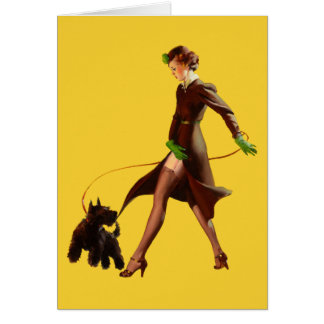 BOMBSHELL BAD GIRLS Retro Pin-Ups Card