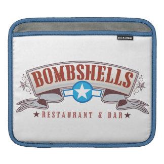 Bombshells iPad Sleeve