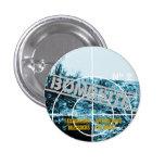 Bombsite Fanzine No 2 Cover Pinback Button