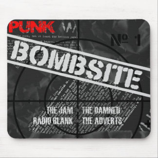 Bombsite Mouse Pad