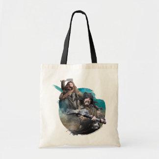 Bombur and Bofur Budget Tote Bag