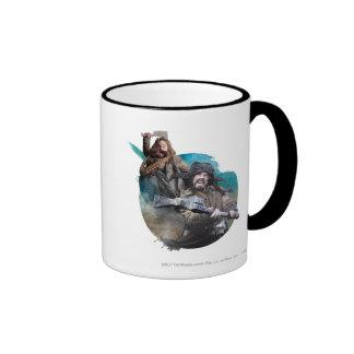 Bombur and Bofur Mug