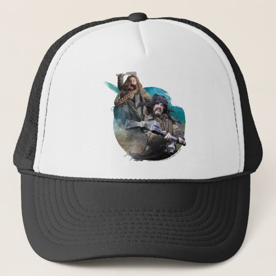Bombur and Bofur Trucker Hat