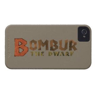 Bombur Name Case-Mate iPhone 4 Case