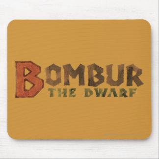 Bombur Name Mouse Pad