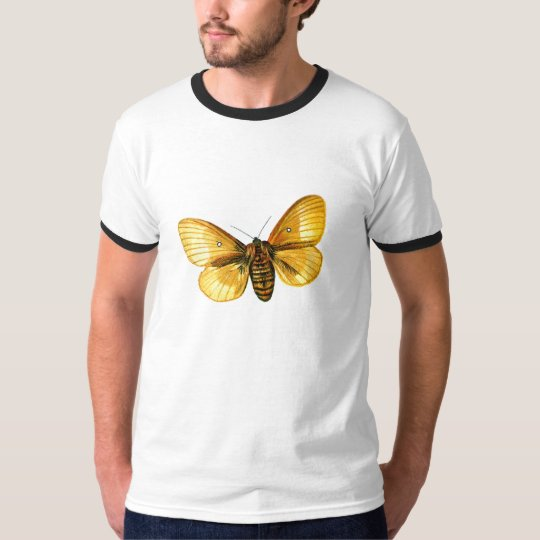 Bombyx quercus female T-Shirt