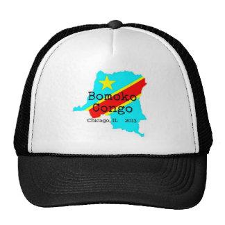 Bomoko Congo 2013 Hat