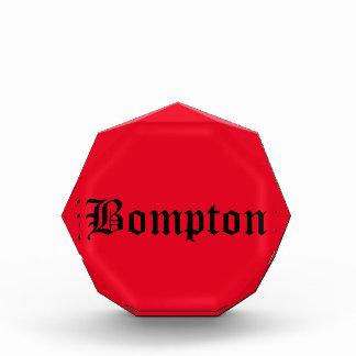 Bompton Award