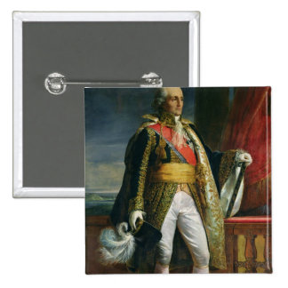 Bon Adrien Jeannot de Moncey  Duc de Conegliano Pinback Button