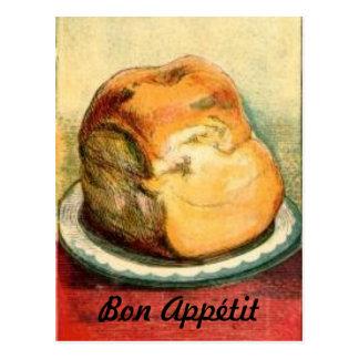 Bon Appetit Bread Recipe Card