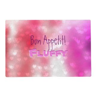 Bon Appetit! Custom Dog or Cat Placemat