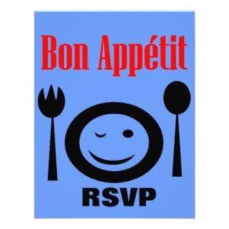 Bon Appetit Dinner Party