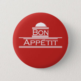 Bon Appetit-Enjoy Your Meal Button