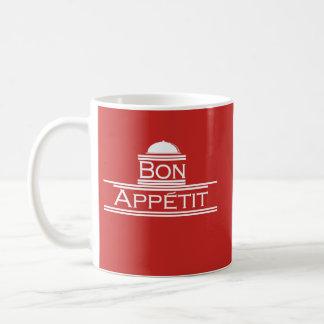 Bon Appetit-Enjoy Your Meal Coffee Mug