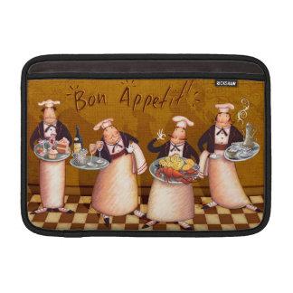 Bon Appétit Funda MacBook