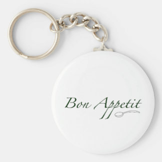 Bon Appetit Keychain