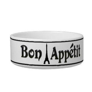 Bon Appetit Pet Food Bowl