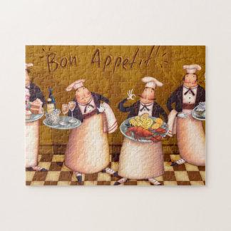 Bon Appétit Puzzle