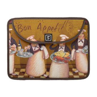 Bon Appétit Sleeve For MacBook Pro