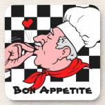 Bon Appetite Design  Drink coasters