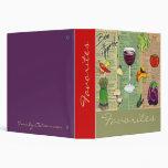 Bon-Appetite! Favorites binder