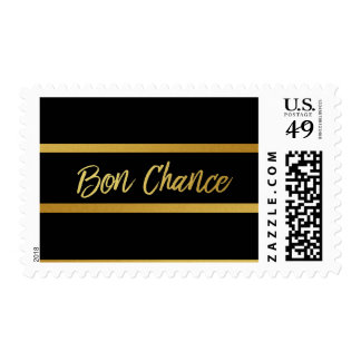 Bon Chance Postage