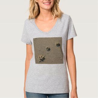 bon - footprints T-Shirt