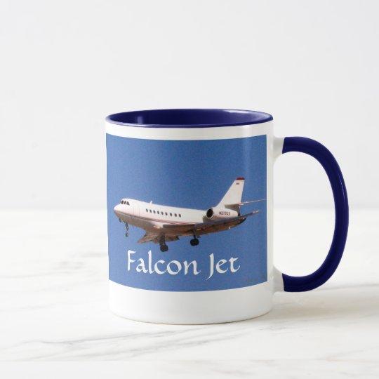 Bon Jovi Falcon 2000, Falcon Jet Mug