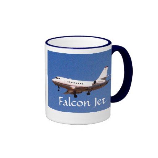 Bon Jovi Falcon 2000, Falcon Jet Ringer Coffee Mug