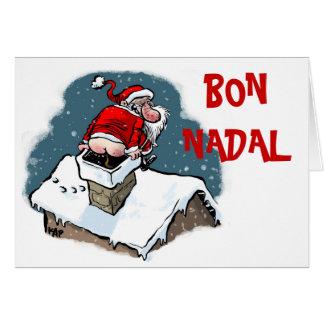 Bon Nadal Card
