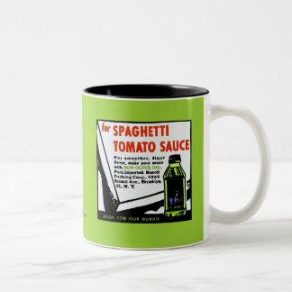 Bon Olive Oil Mug (also available as a shirt)